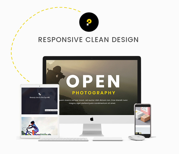 Phoboxi - Responsive WordPress Theme